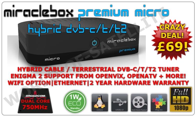 Satellite Support Forum  : Home of OpenViX Team: